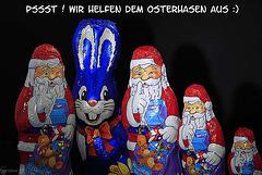 Oster-Verstärkung