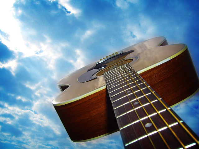 Fly My Guitar