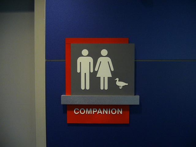 Companion Restroom?