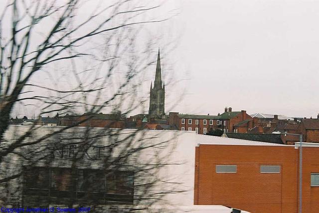 Grantham, Lincolnshire, England(UK), 2007