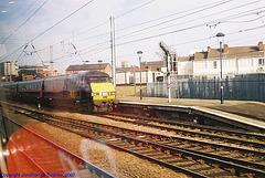 Doncaster Station, Doncaster, South Yorkshire, England(UK), 2007