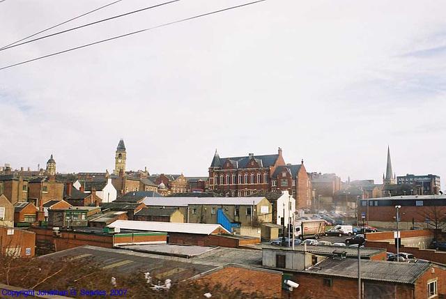 Leeds, West Yorkshire, England(UK), 2007