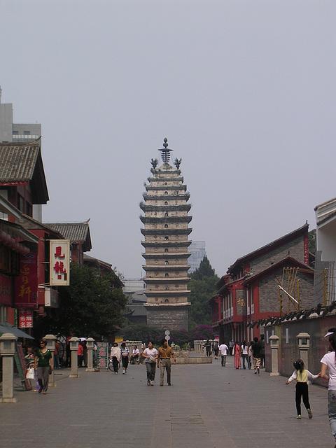 Pagode in Kunming