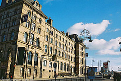 Hotel Great Victoria, Bradford, West Yorkshire, England(UK), 2007