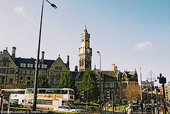 Bradford City Hall, Bradford, West Yorkshire, England(UK), 2007