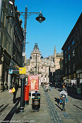 Tyrell Street In Bradford, West Yorkshire, England(UK), 2007