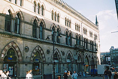Former Wool Exchange, Now A Bookstore, Bradford, West Yorkshire, England(UK), 2007