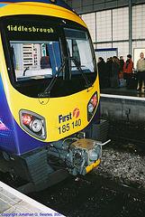 First Transpennine Express #185140, Picture 2, Leeds New Station, Leeds, West Yorkshire, England(UK), 2007