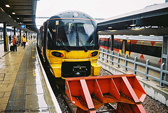 First Northern (Metro Trains) #333010 At Leeds New Station, Leeds, West Yorkshire, England(UK), 2007