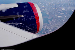 Boston Aerial, Boston, MA, USA, 2007