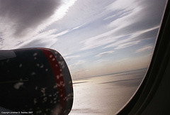 Sun And Clouds Over The Atlantic, 2007