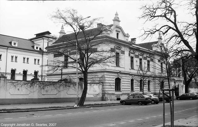 Mestan Pivovar, Picture 2, Holesovice, Prague, CZ, 2007