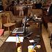 Redaktionssitzung Radio Vierteltakt im Fanladen St. Pauli