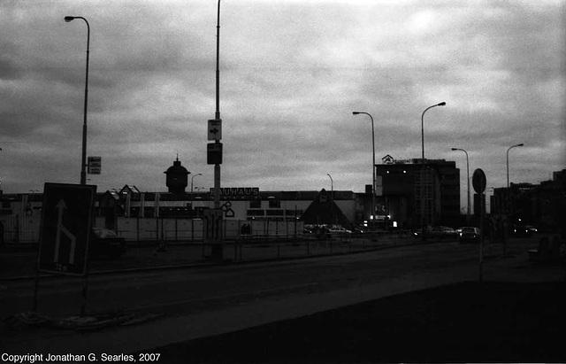 Pankrac, Dark Bracket, Prague, CZ, 2007