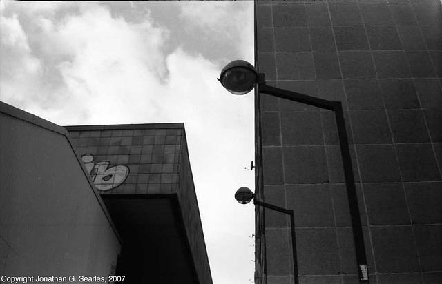 Steps And Sky, Sidliste Haje, Prague, CZ, 2007