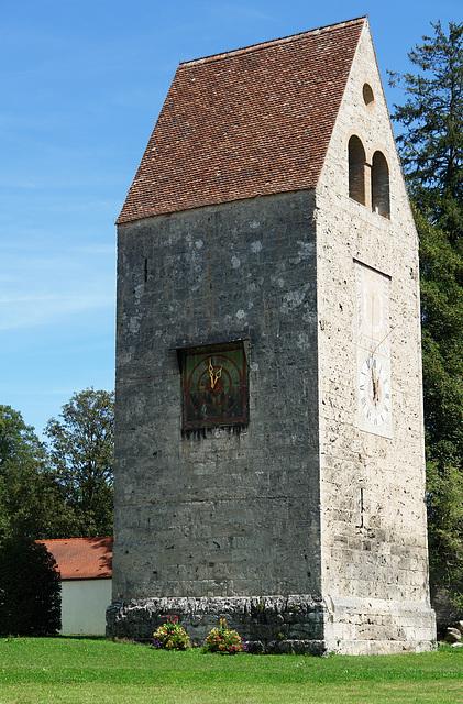 Wessobrunn - Römerturm
