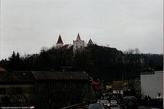 Hrad Krivoklat, Krivoklat, Bohemia (CZ), 2007
