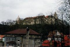 Hrad Krivoklat, Picture 6, Krivoklat, Bohemia (CZ), 2007