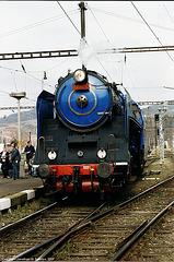 ex-CSD #498.022 At Beroun, Bohemia (CZ), 2007
