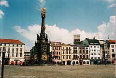 Staromestske Namesti, Olomouc, Moravia (CZ), 2006