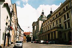 Zerotinovo Namesti, Olomouc, Moravia (CZ), 2006