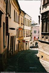 Panska, Olomouc, Moravia (CZ), 2006