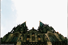 St. Vaclav's (St. Wenceslas's) Cathedral, Picture 2, Olomouc, Moravia (CZ), 2006