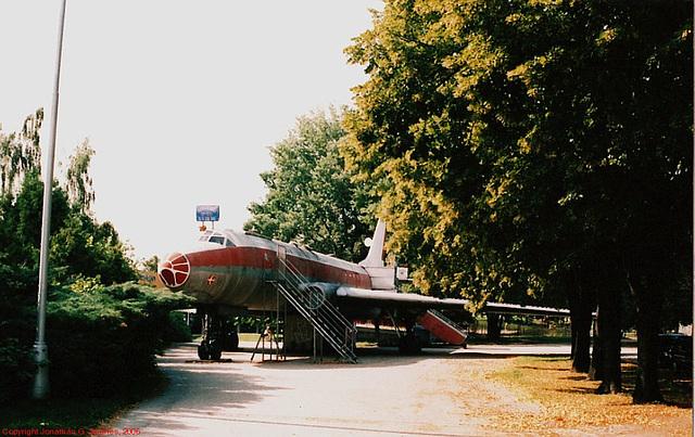 Aeroplane Bar, Olomouc, Moravia (CZ), 2006