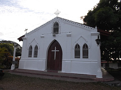 Église du sud / South church.