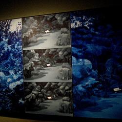 Paris, Museum of Carnavalet, photo mosaic