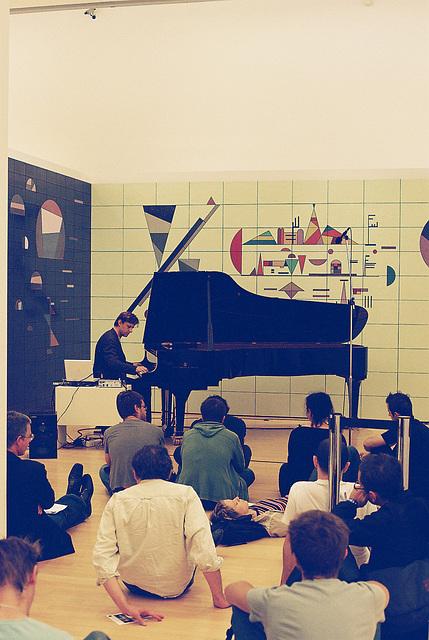 Strasbourg : Concert au musée d'art moderne