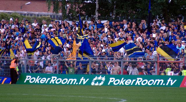Fans von TuS Koblenz