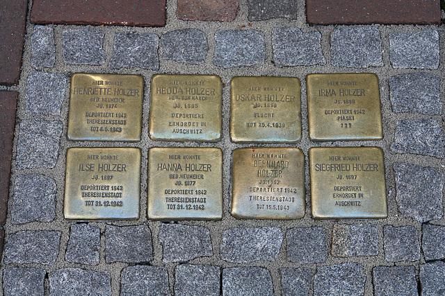 Freising - Stolpersteine