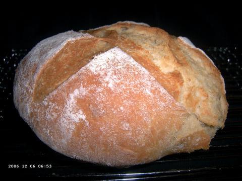 Crusty Cuban Bread 1