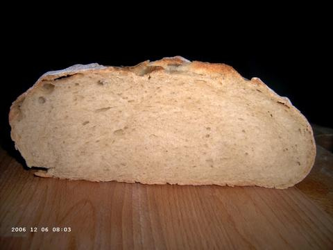 Crusty Cuban Bread 2