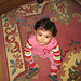 Rafaela, 1st birthday