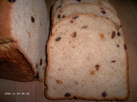 Raisin Bread 2