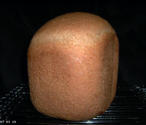 Sourdough Wheat Bread 1