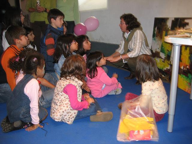 Escola de Mar, children´s awareness programme
