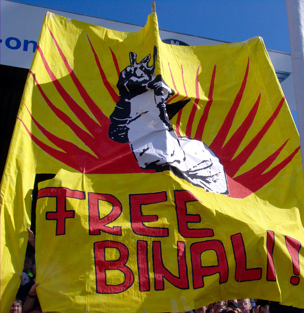 Free Binali!