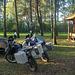 Camping in Polen