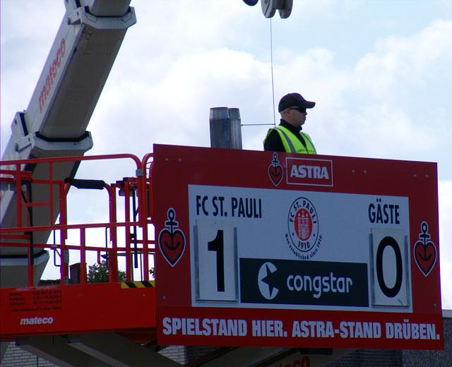 FC St. Pauli - TuS Koblenz 1:0