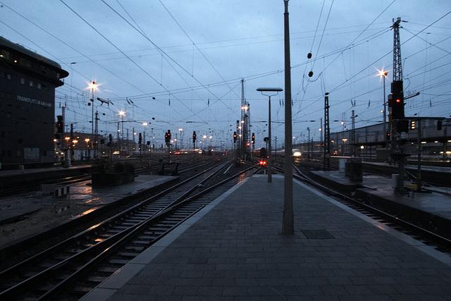 Frankfurt, 5am II