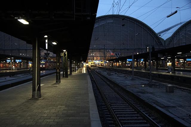 Frankfurt, 5am I