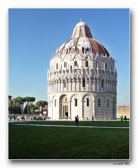 Battisterio - Pisa