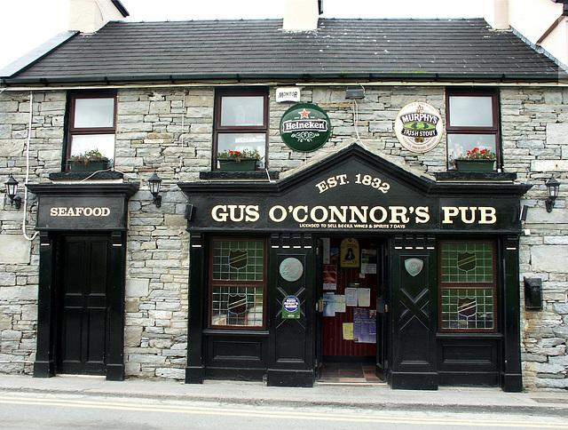 Gus O'Connors Pub