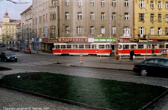 T3 Pan Shot, Namesti Bratri Synku, Prague, CZ, 2007