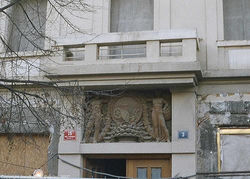 Bratrych, Tylovo Namesti, Prague, CZ, 2007