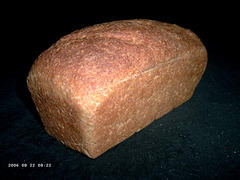 Honey Whole-Wheat Bread