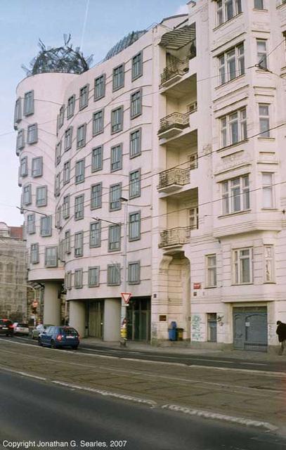 Tancici Dum, Prague, CZ, 2007
